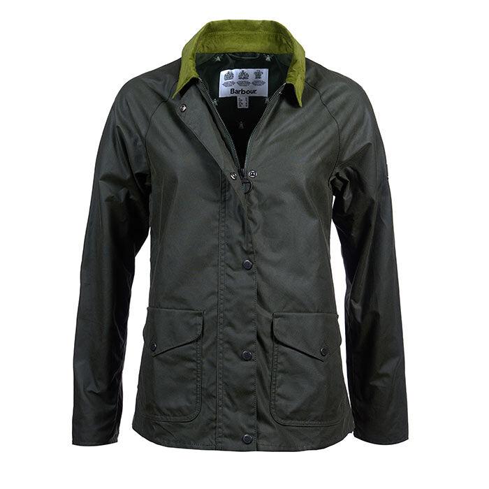 Women's Clifftop Waxed Jacket