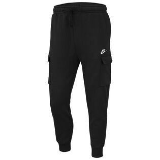 Men's Club Fleece Cargo Pant