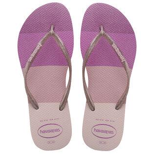 Women's Slim Palette Glow Flip Flop Sandal