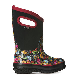 Kids' [7-13] Classic Kiddie Cars Insulated Boot