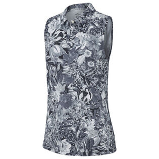 Women's Dri-FIT® Sleeveless Printed Polo