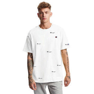 Men's Heritage Allover Script T-Shirt