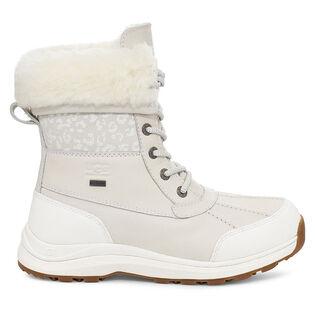 Women's Adirondack III Snow Leopard Boot