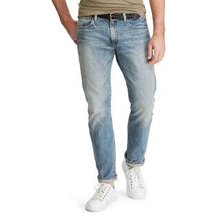 Men's Straight Fit Lightweight Dayton-Wash Jean