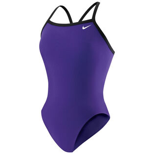 Women's Poly Core Solid Swimsuit