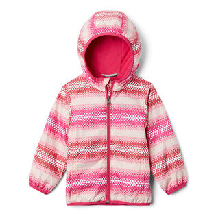 Kids' [2-4] Mini Pixel Grabber™ Ii Wind Jacket