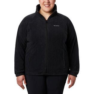 Women's Benton Springs™ Fleece Jacket (Plus Size)