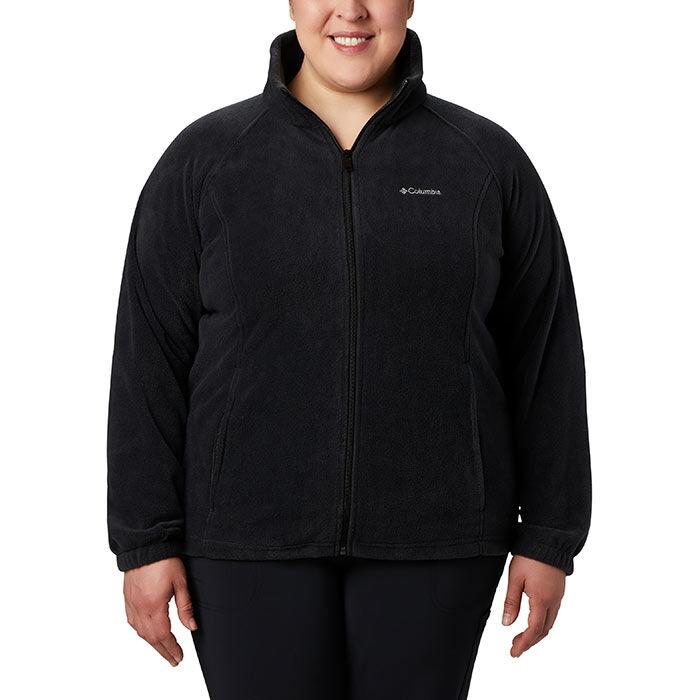Veste en molleton Benton Springs™ pour femmes (grandes tailles)