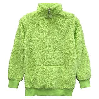 Women's Fleece Ring Pull Sweater
