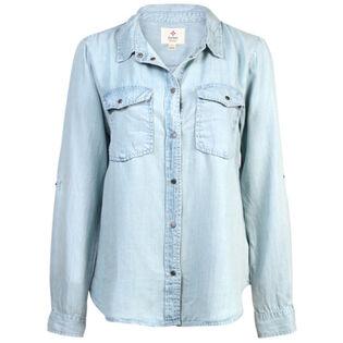 Women's Denim Tencel Shirt