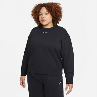 Women's Sportswear Collection Essentials Crew Sweatshirt (Plus Size)