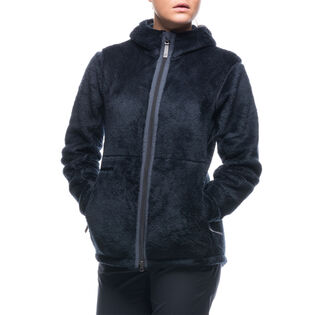 Women's Hairy Houdi Jacket