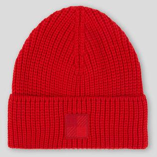 Tuque en laine avec logo unisexe