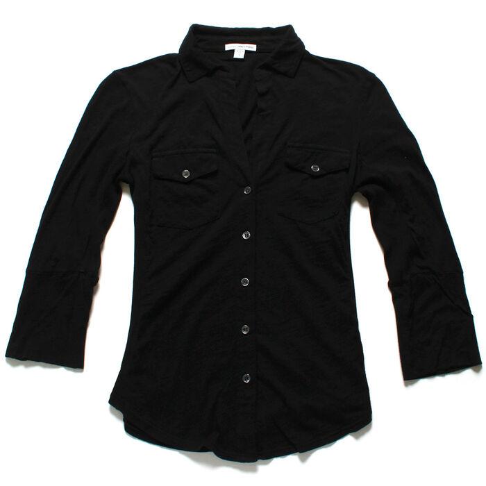 Chemise en jersey pour femmes