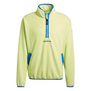 Men's Adventure Polar Fleece Half-Zip Sweatshirt