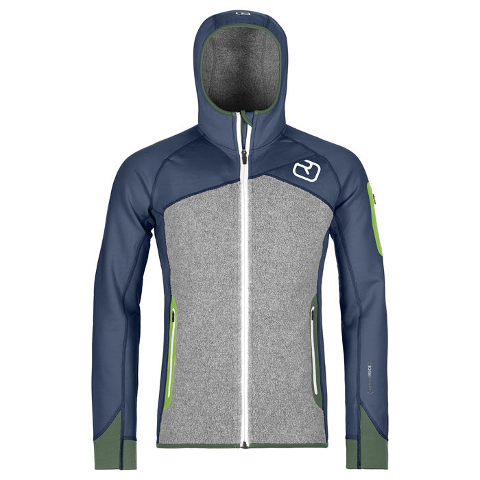 Men's Fleece Plus Hoody Jacket