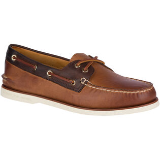 Men's Gold Cup Authentic Original 2-Eye Roustabout Boat Shoe