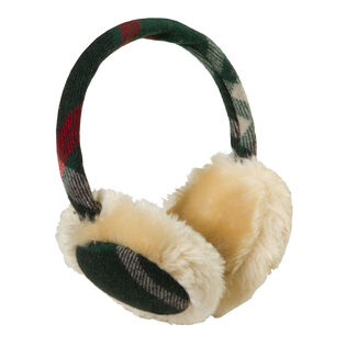 Adjustable Woolen Earmuffs