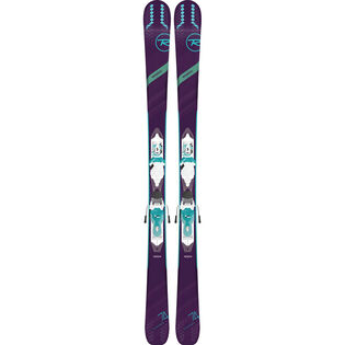 SKIS EXPERIENCE 74 W + FIXATIONS XPRESS 10 W [2019]