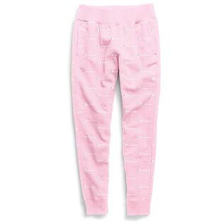 Pantalon de jogging à motif de logo intégral Reverse Weave® pour femmes