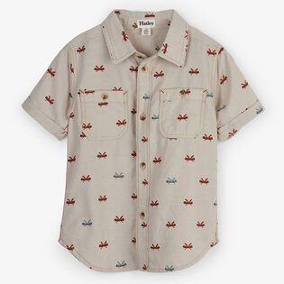 Boys' [2-6] Tiny Canoes Shirt