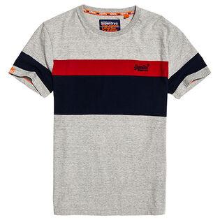 Men's Orange Label Chestband T-Shirt