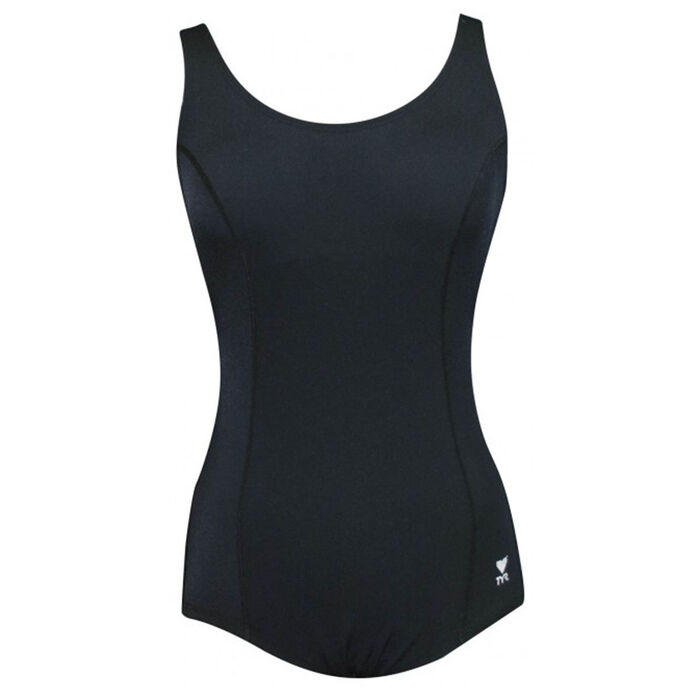 Women's Aqua Tank One-Piece Swimsuit