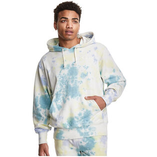 Men's Sunwash Dye Lightweight Fleece Hoodie