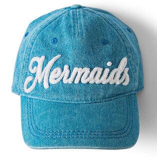 Junior Girls' [8-16] Ariel Dear Believer Baseball Hat