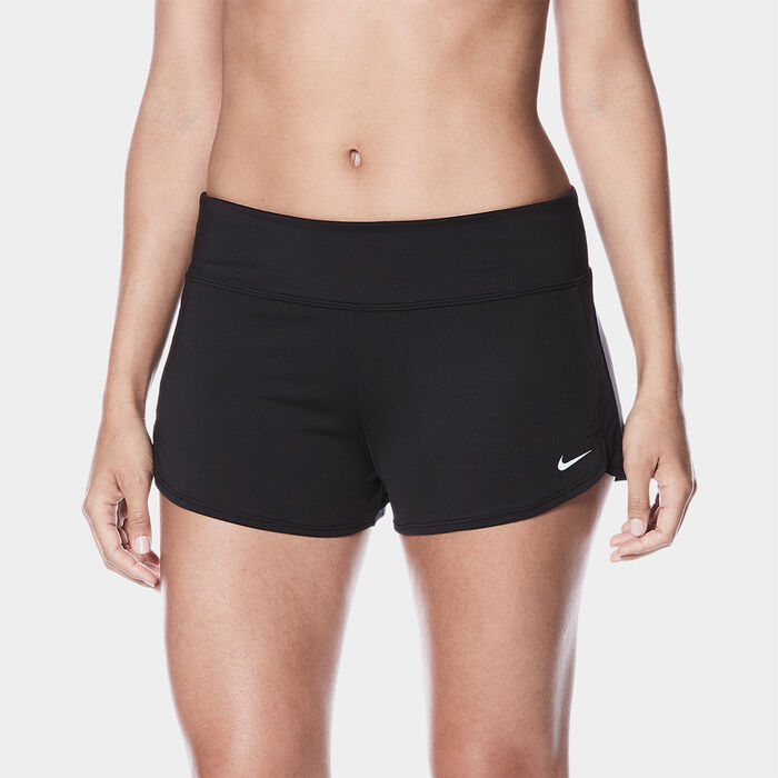 e0b13276a7d0 Women's Cover-Up Swim Short | Nike | Sporting Life Online