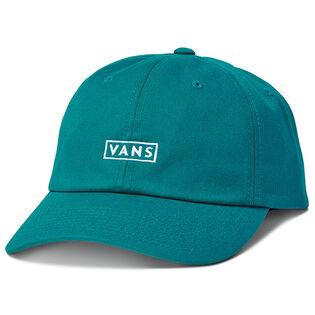 Men's Curved Bill Jockey Hat