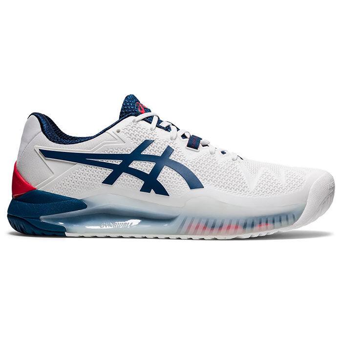 Men's GEL-Resolution® 8 Tennis Shoe (Wide)