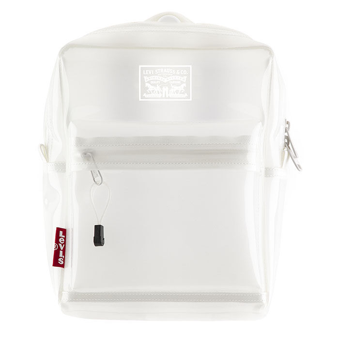 Baby L Pack Clear Backpack