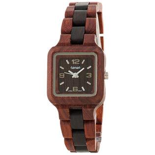 Men's Marmot Watch [Dark Sandalwood/Maple]