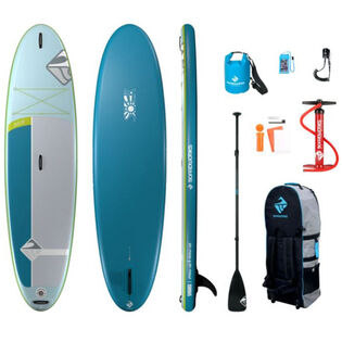 """Shubu Solr Inflatable Stand Up Paddleboard (10'6"""")"""