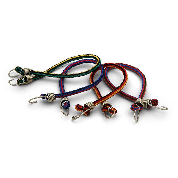 Câble élastique miniature de 10 po (paquet de 4)