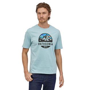 Men's Fitz Roy Scope Organic Cotton T-Shirt