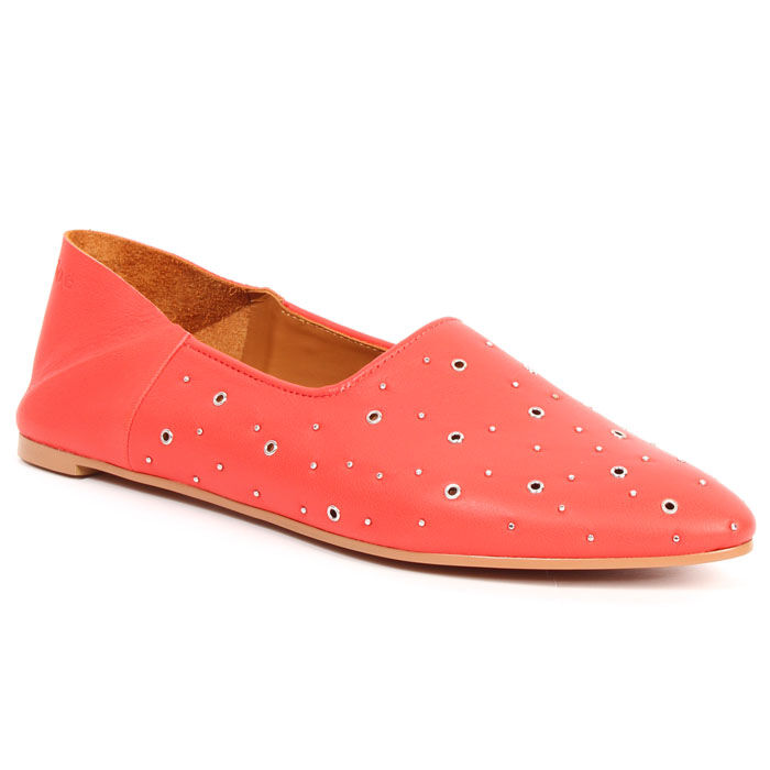 Chaussures plates Jade à talon rabattu pour femmes