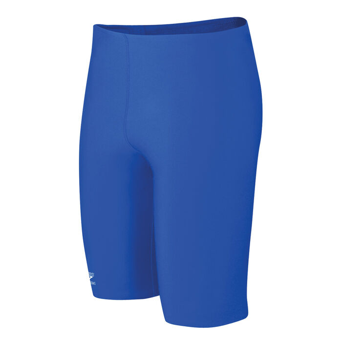 Men's Solid Jammer Swim Short