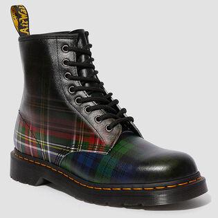 Unisex 1460 Tartan Boot