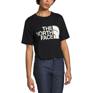 Women's Half Dome Cropped T-Shirt