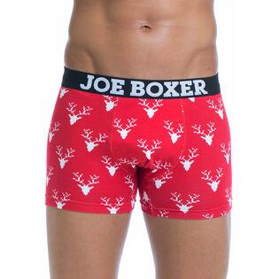 Men's Grandma's Knit Boxer Brief