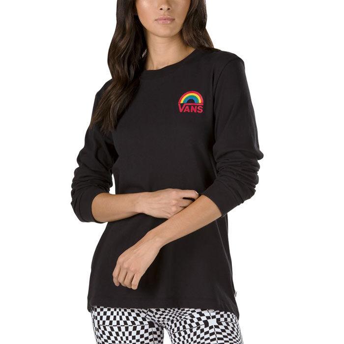 ece4d1e72ea0 Women's Make It Rainbow T-Shirt | Vans | Sporting Life Online