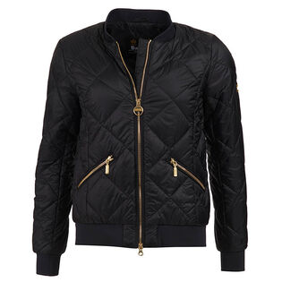 Women's Sideline Quilted Bomber Jacket