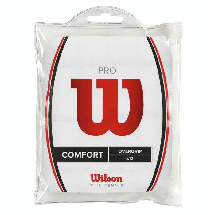 Pro Overgrip 12-Pack (White)