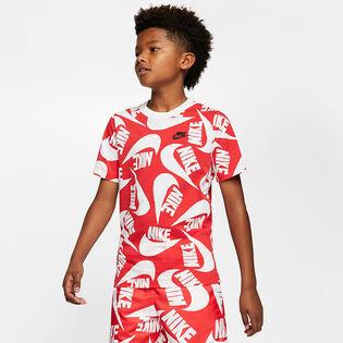 T-shirt Sportswear Swoosh pour garçons juniors [8-16]