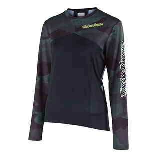 Jersey camouflage Skyline pour femmes