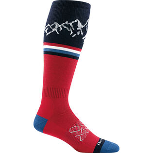 Men's Alpenglow Over-The-Calf Light Sock