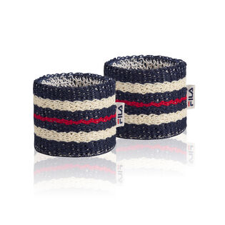Retro Tennis Wristband (2 Pack)