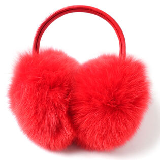 Women's Fox Earmuffs